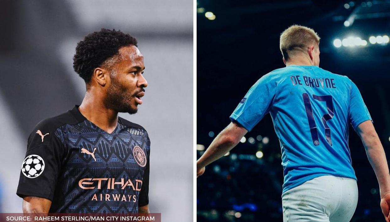 Man City have two of the top 10 most valuable players by market value in world football