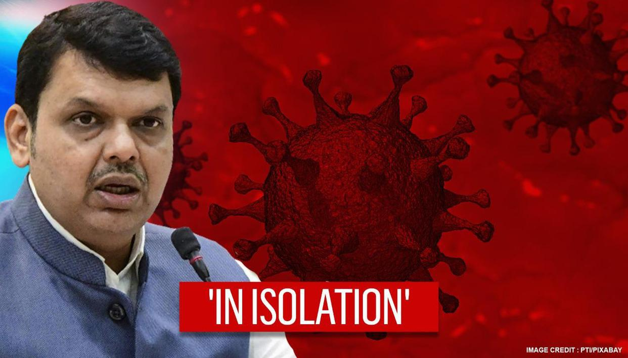 BJP's Bihar election in-charge Devendra Fadnavis infected with COVID, undergoing treatment - Republic World