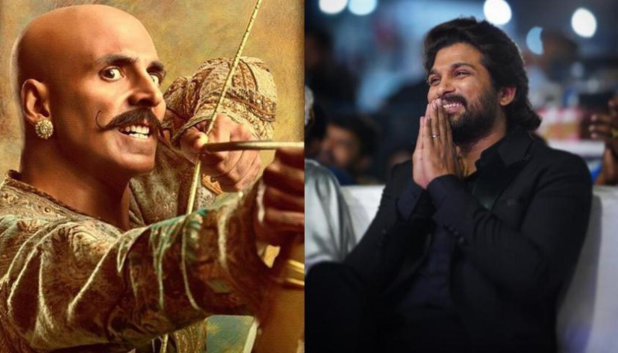 Can Allu Arjun recreate the magic of Rajkumar Bala in Telugu remake of 'Housefull 4'? - Republic World