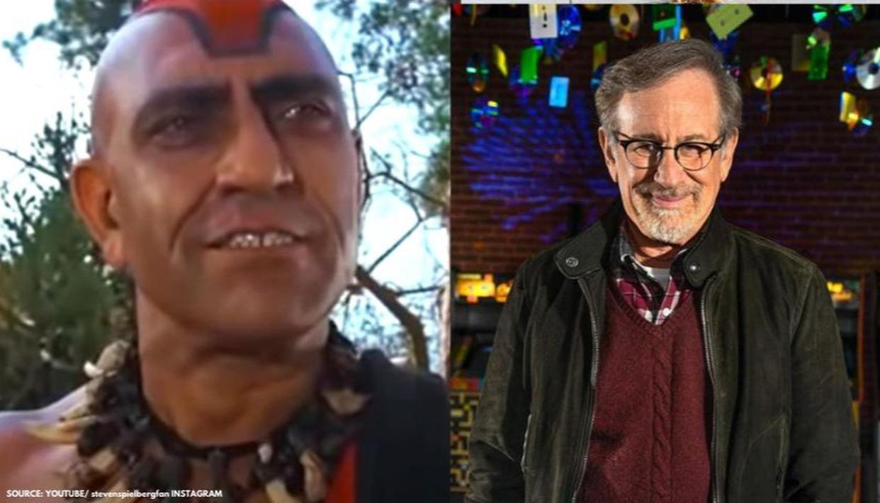 Remember when Amrish Puri refused to audition for director Steven Spielberg? - Republic World