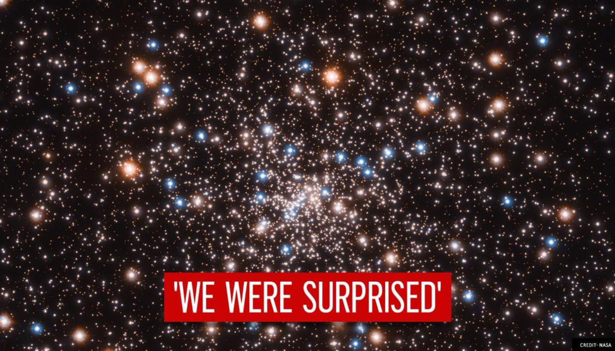 Surprising sight: Astronomers discover grouping of small black holes in a sea of stars - Republic TV