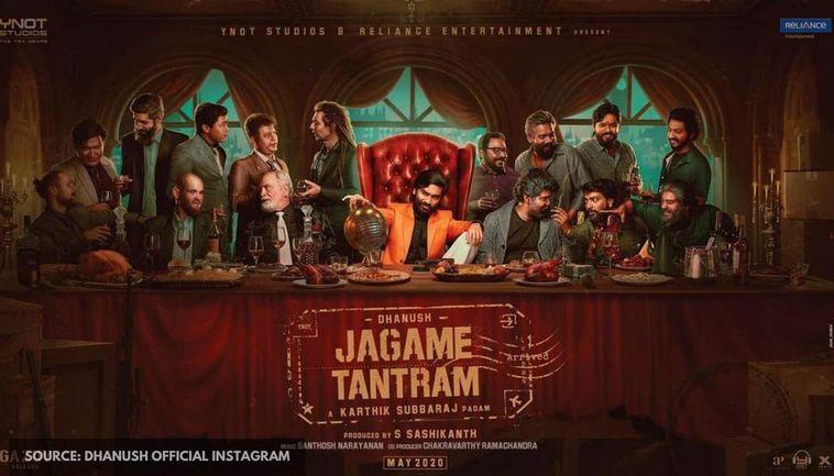 Jagame Thanthiram Full Movie Download