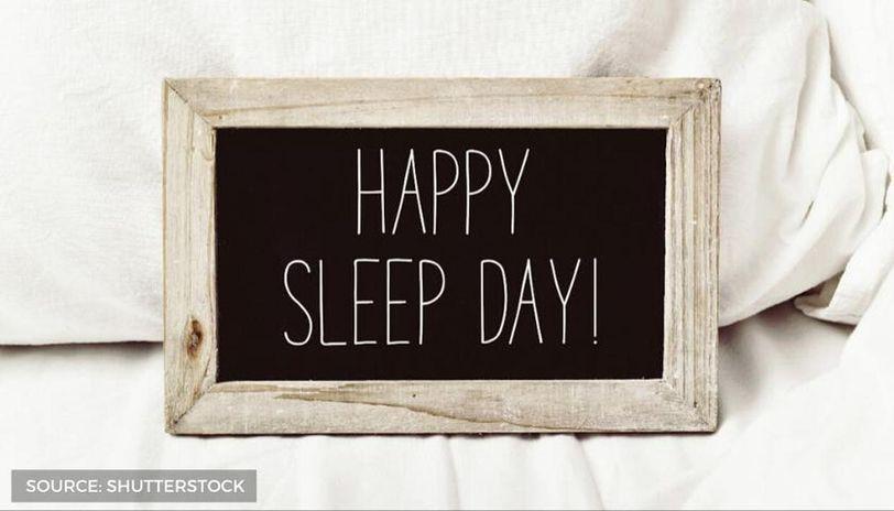 world sleep day wishes