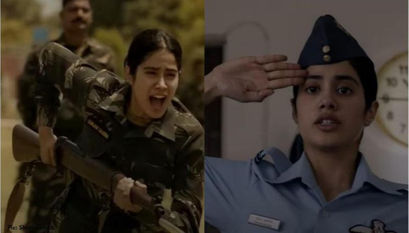 Gunjan Saxena Trailer Gives Fan Goosebumps Leaves Them In Tears Watch Republic World