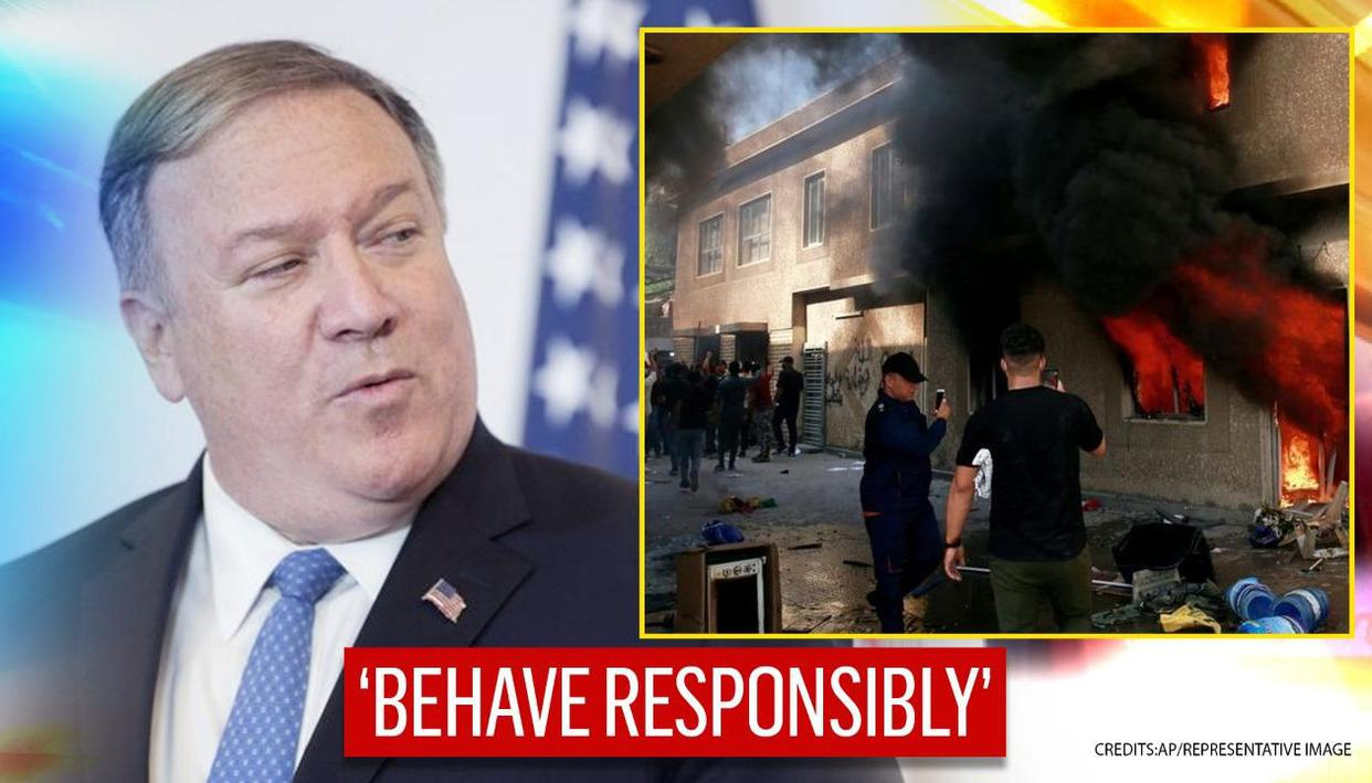 US condemns attack on Kurdistan Democratic Party's office in Baghdad - Republic World