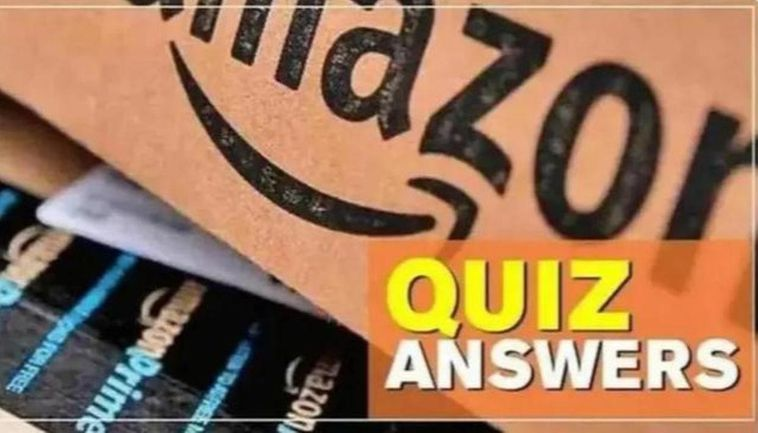 Amazon Quiz Answers Today, July 9 2020: Amazon ₹50000 Amazon Pay Quiz  Answers