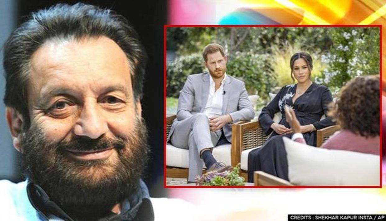 Shekhar Kapur opines in ongoing debate 'Are the British Royal Family Racist?'
