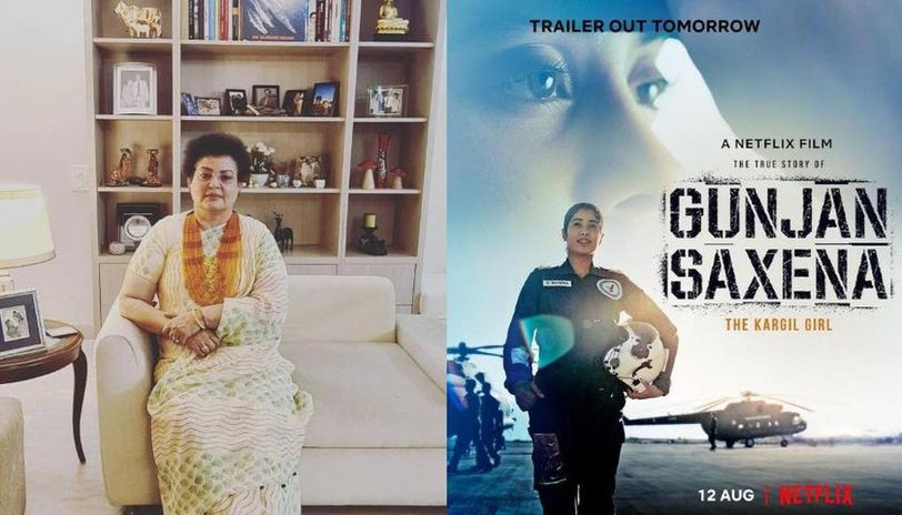 Gunjan Saxena Controversy Ncw Chairperson Asks Makers To Apologise And Stop Screening Republic World