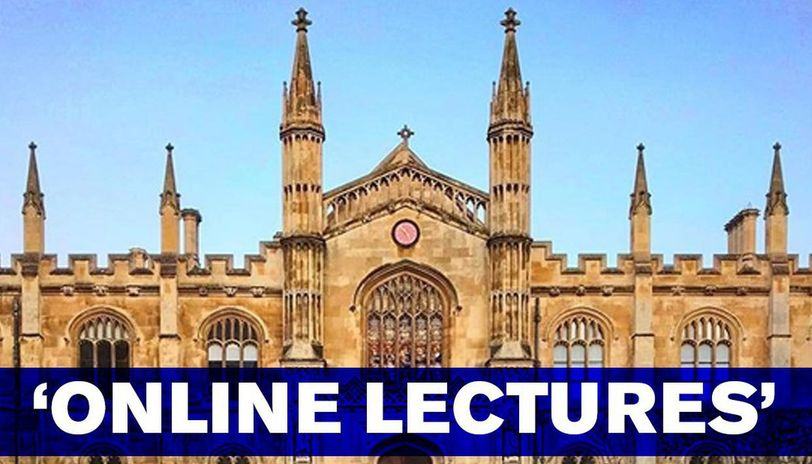 Cambridge University to hold lectures online for academic year 2020-21