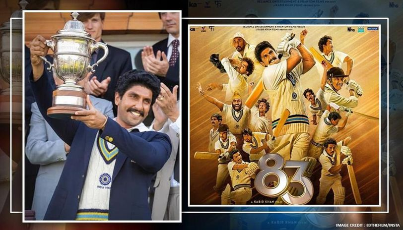 COVID-19: Ranveer Singh's '83' release 'put on hold', actor announces with message of hope