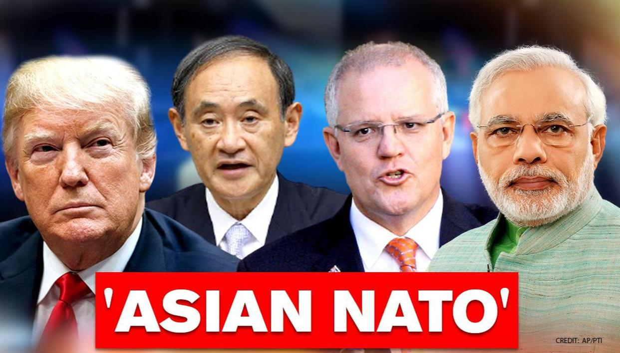 US, European officials plan to create 'Asian NATO' to contain Chinese expansionism - Republic World