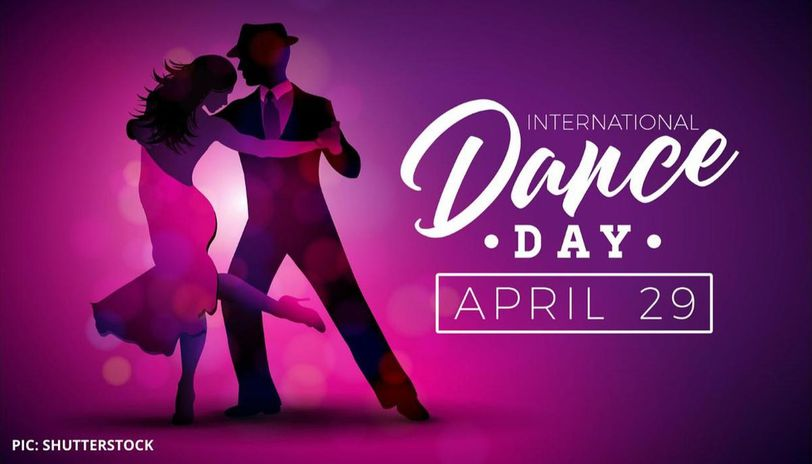 international dance day images 2020
