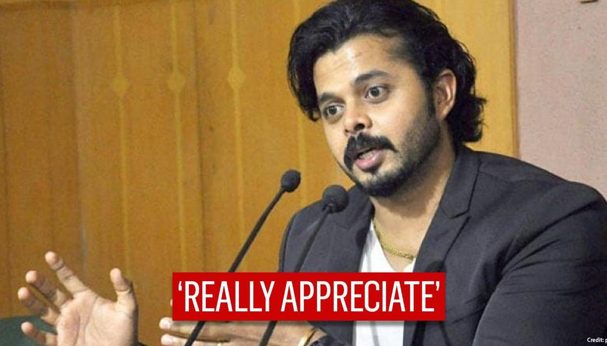 Sreesanth leaves fan clean bowled after he was trolled for sledging Yashasvi Jaiswal
