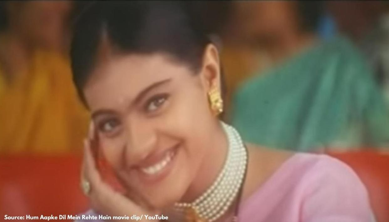 Interesting facts about Kajol & Anil Kapoor's film 'Hum Aapke Dil Mein  Rehte Hain' - Republic World