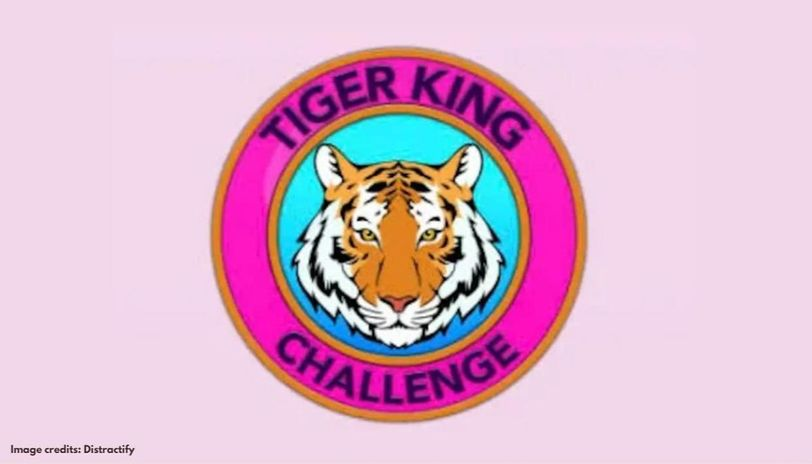 Tiger King challenge Bitlife
