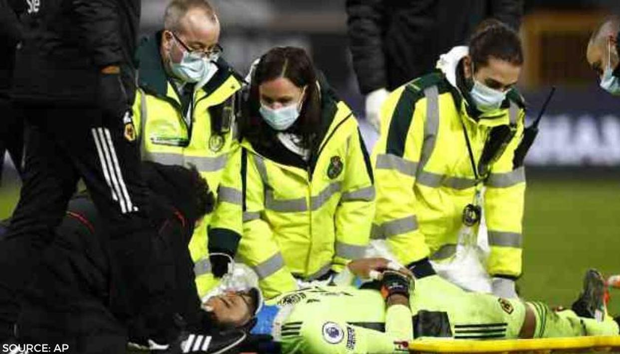Rui Patricio injury: Wolves manager Nuno provides big news to fans on keeper's concussion