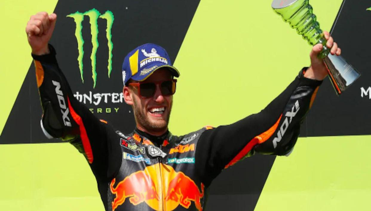 Binder and KTM: on top of the MotoGP™ world in Brno - Republic World