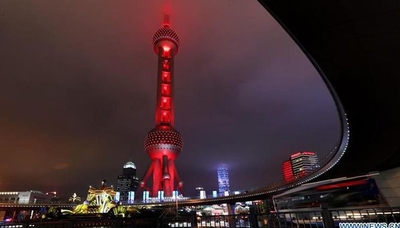 China: Over a million people visited Shanghai's attractions over May Day holidays