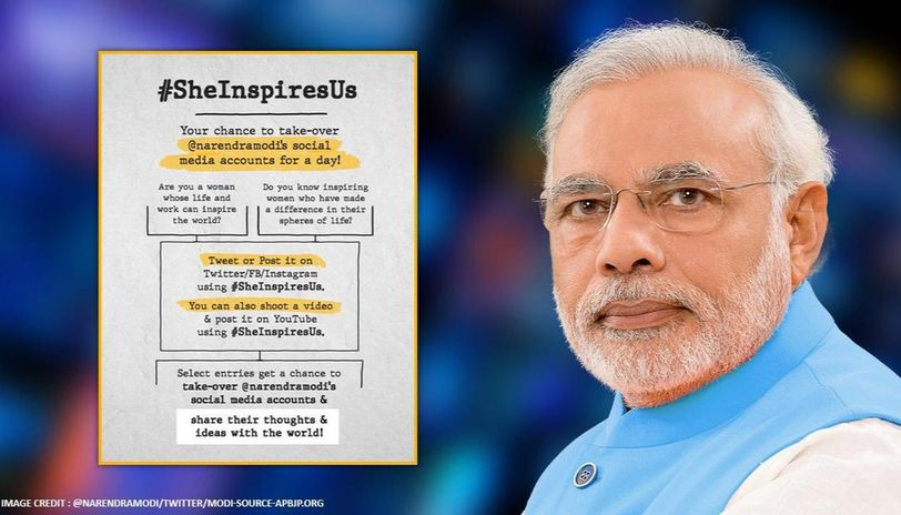 PM Modi's surprise after hinting at social media exit: Celebs impressed, nominate names