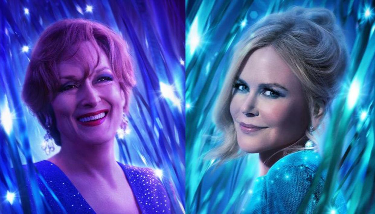 'The Prom' character posters give an insight into Ryan Murphy's upcoming Netflix film