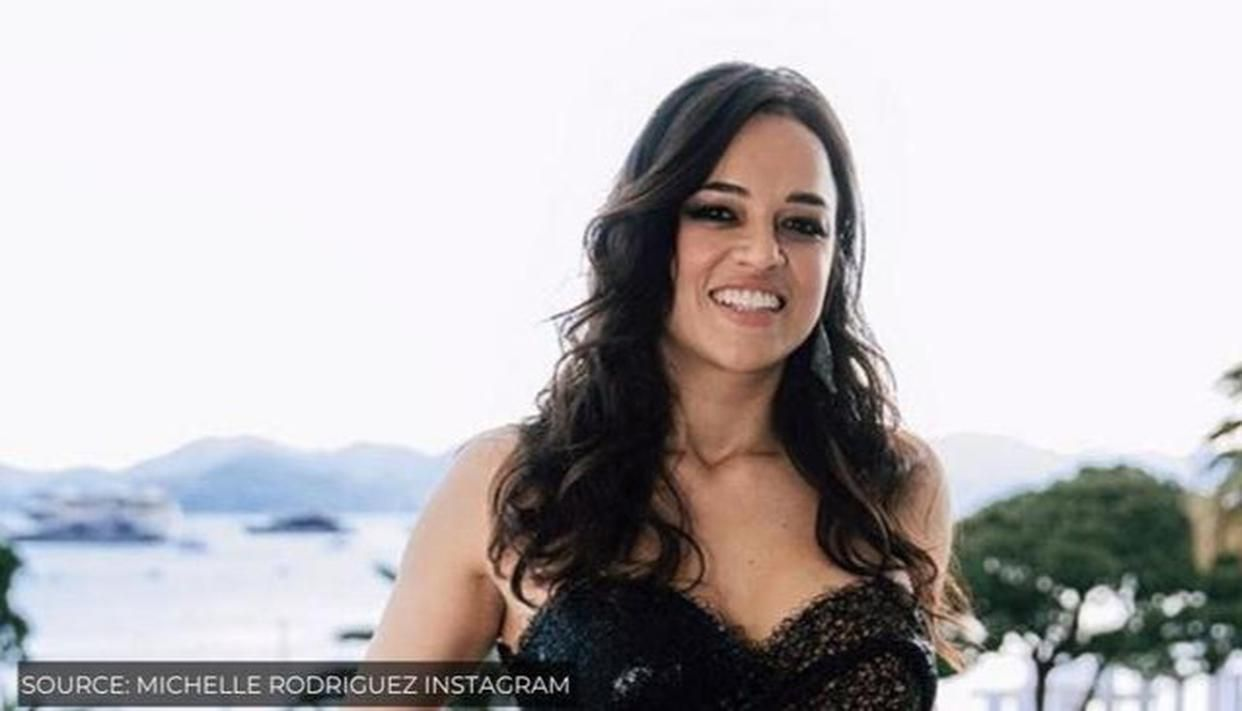 Michelle Rodriguez To Play The Role Of Female Green Lantern