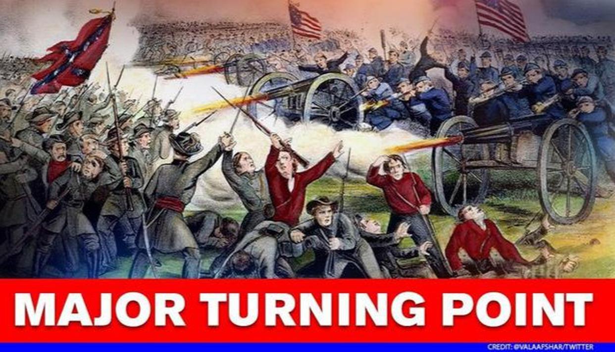 Battle of Gettysburg: American Civil War's deadliest fight began today in 1863 - Republic World