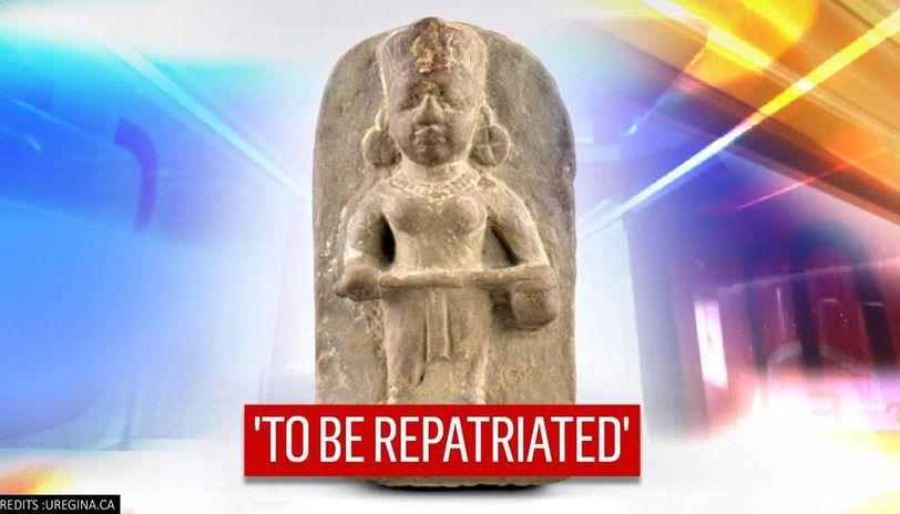 Canada to repatriate an 18th century Annapurna statue to India