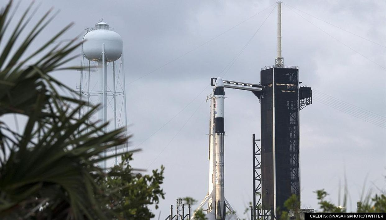 Flight of SpaceX to ISS delayed to April 23 due to adverse weather: NASA