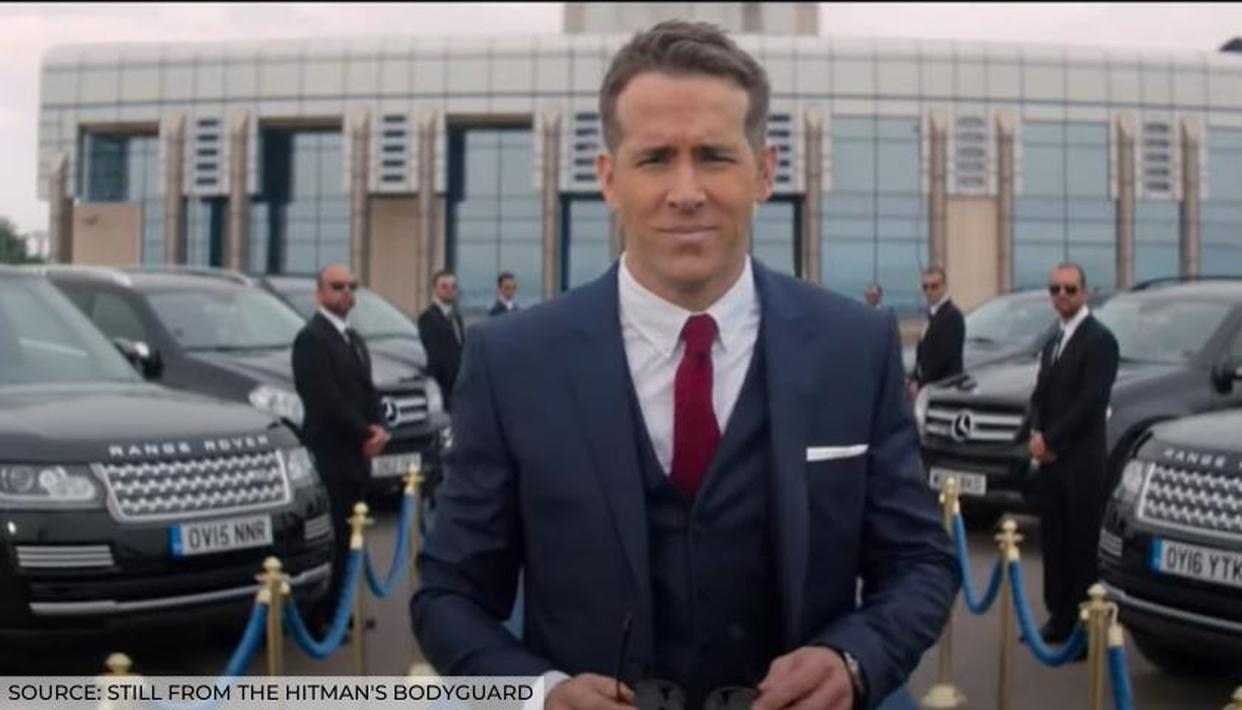 'The Hitman's Wife's Bodyguard' starring Ryan Reynolds to release two months earlier