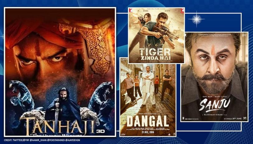 'Tanhaji': Ajay Devgn-starrer beats 'Dangal', 'Sanju','Tiger Zinda Hai' for THIS feat