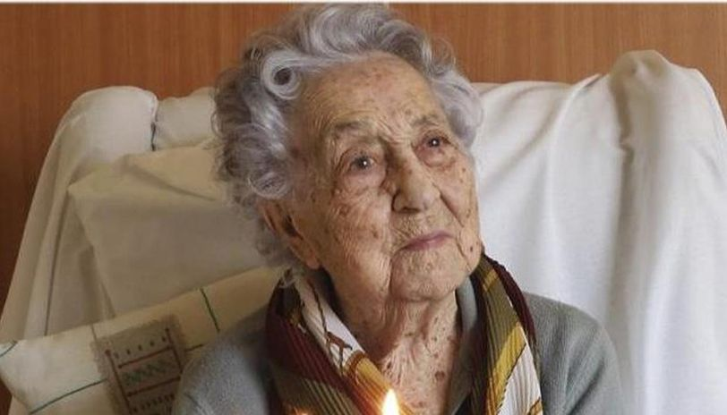 Good News: 113 year old woman recovers from coronavirus in Spain