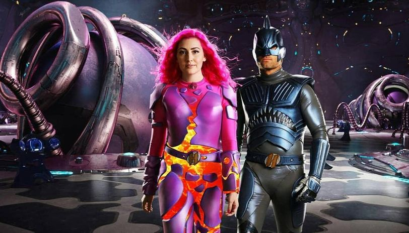 sharkboy and lavagirl 2 cast