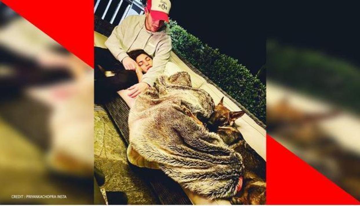 Priyanka Chopra, Nick Jonas send love for fans during self-isolation