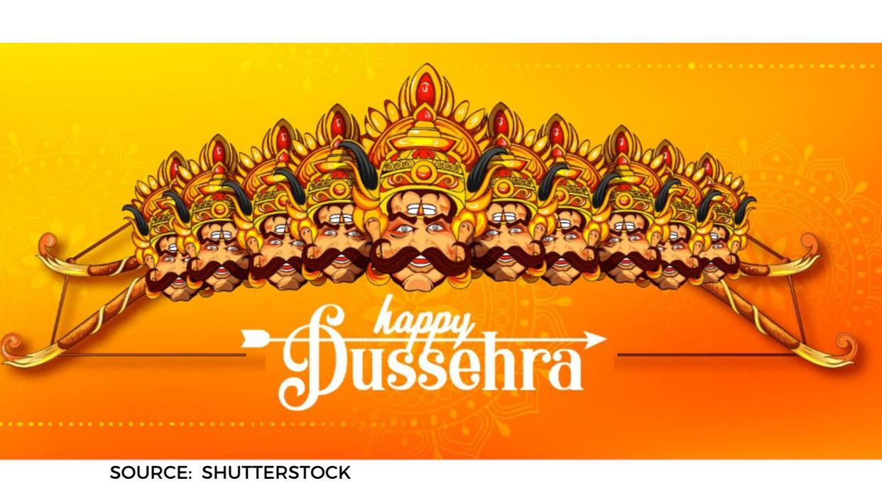 Dussehra wishes in Hindi to wish your loved ones on the auspicious day - Republic World
