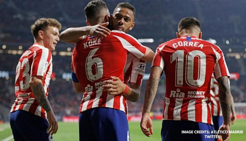 Atletico Madrid vs Sevilla live streaming