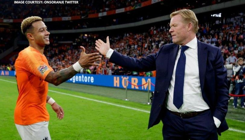 Ronald Koeman wants Lyon forward Memphis Depay to replace Luis Suarez at  Barcelona - Republic World