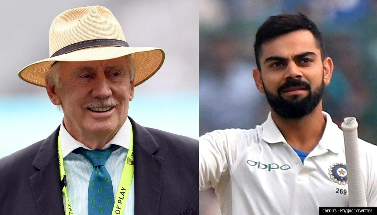 Ian Chappell slams Eng's defensive approach in D/N Test, reveals how Kohli got it right