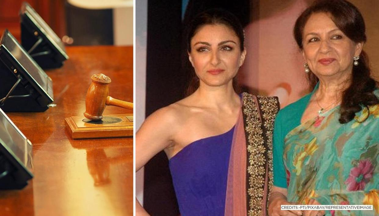 Sharmila Tagore, Soha Ali Khan to auction clothes for charity to support animal care - Republic World