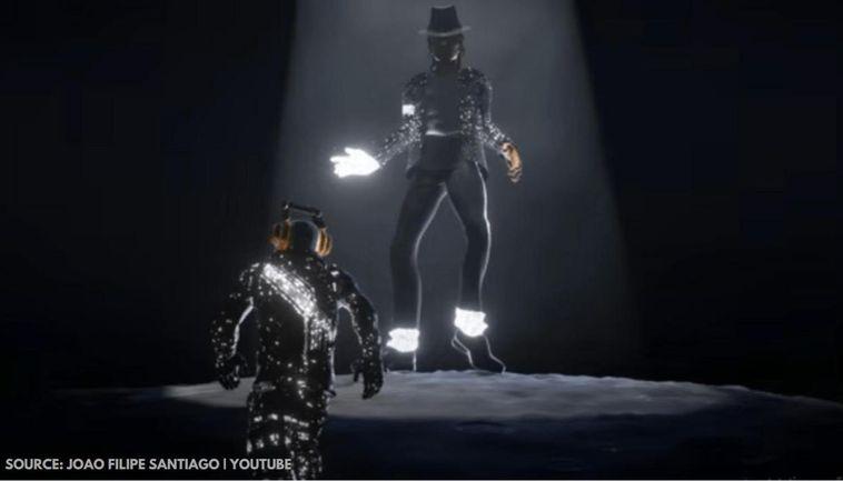 Piele Michael Jackson Fortite