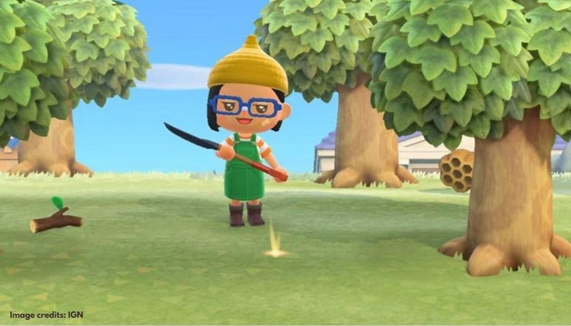 How to plant a money tree in Animal Crossing
