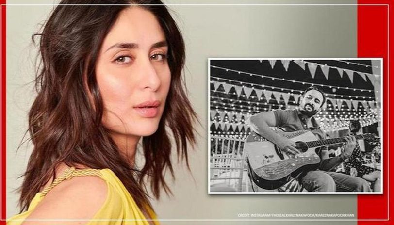 After Taimur, Kareena Kapoor posts Saif Ali Khan's pic on Instagram, make hearts flutter