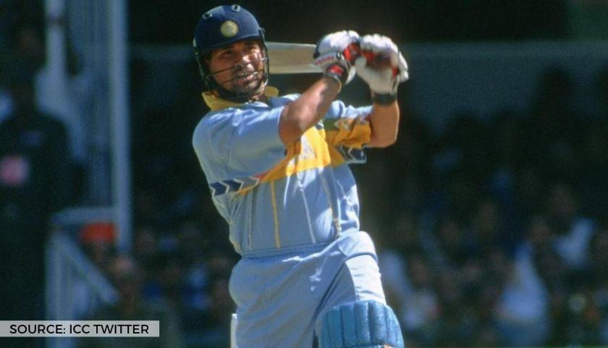 When Sachin Tendulkar scored first ODI hundred for India on September 9, 1994; watch video - Republic World