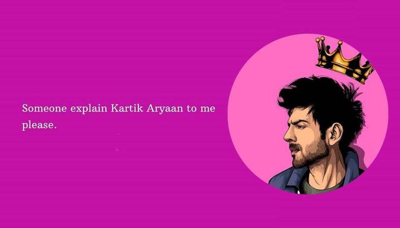 explain Kartaik Aaryan