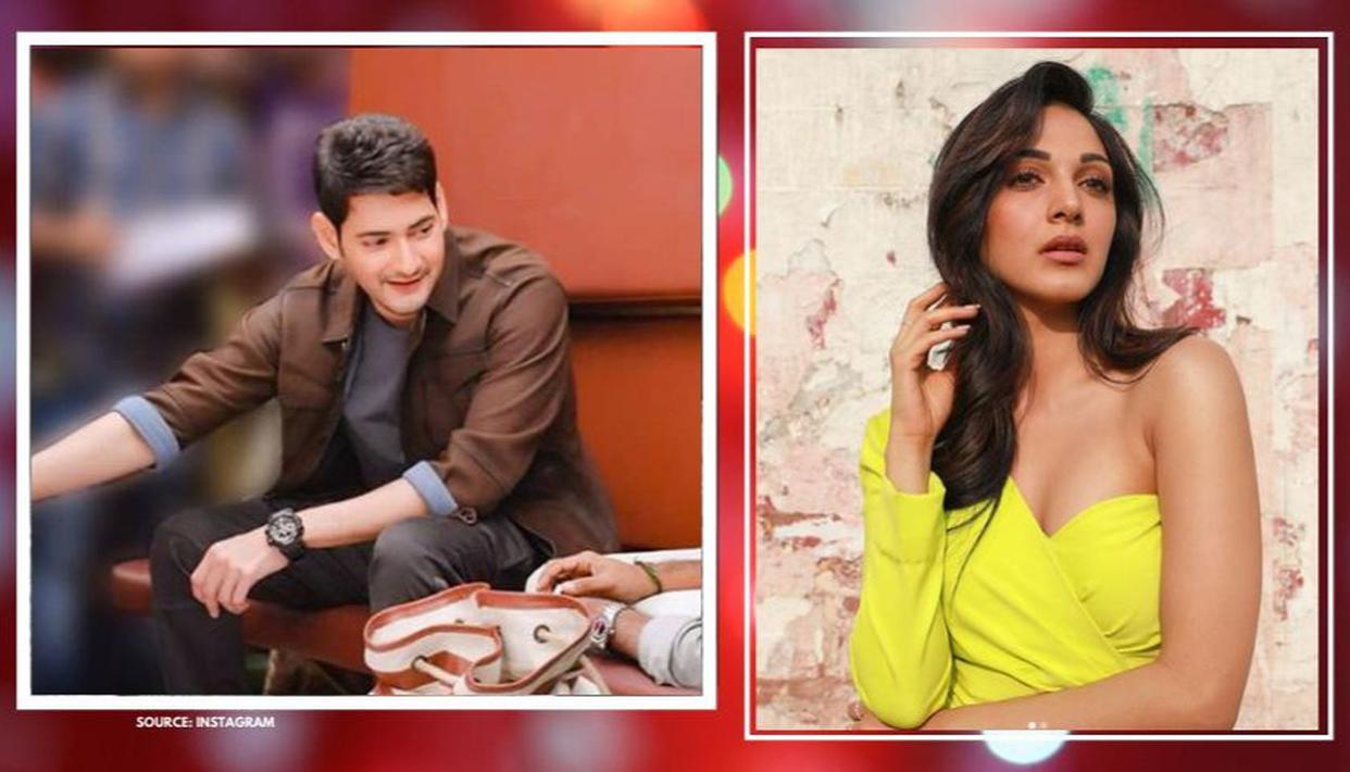 Kiara Advani to star opposite Mahesh Babu in 'Sarkaru Vaari Paata'? - Republic World