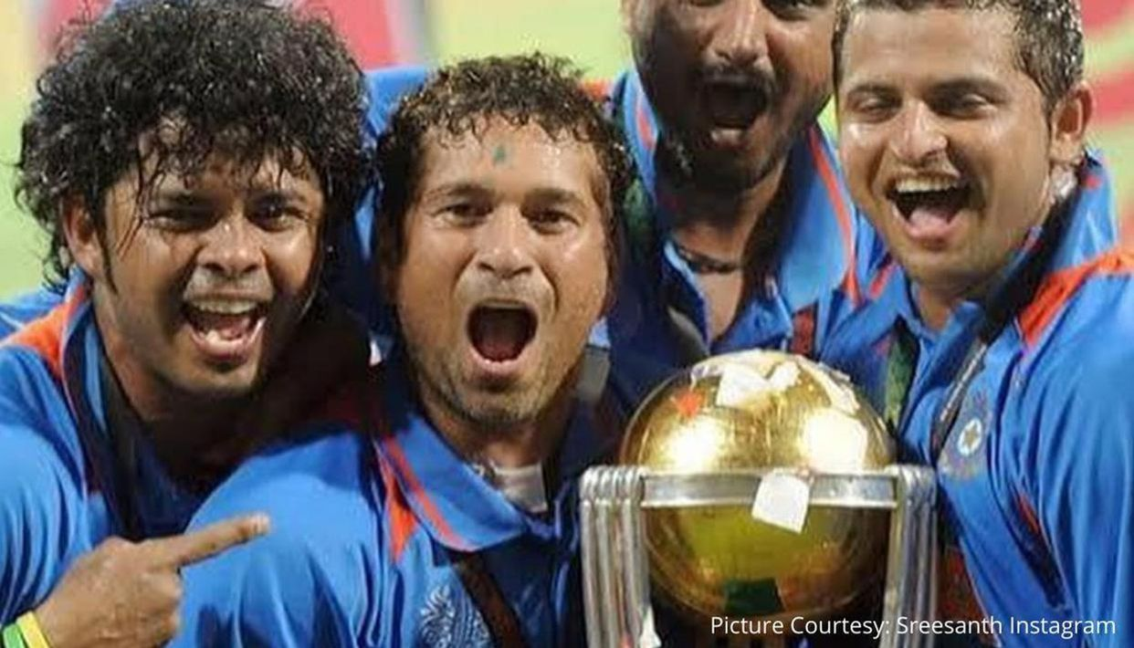 S Sreesanth reveals inside story behind how he got to play in 2011 World Cup  final