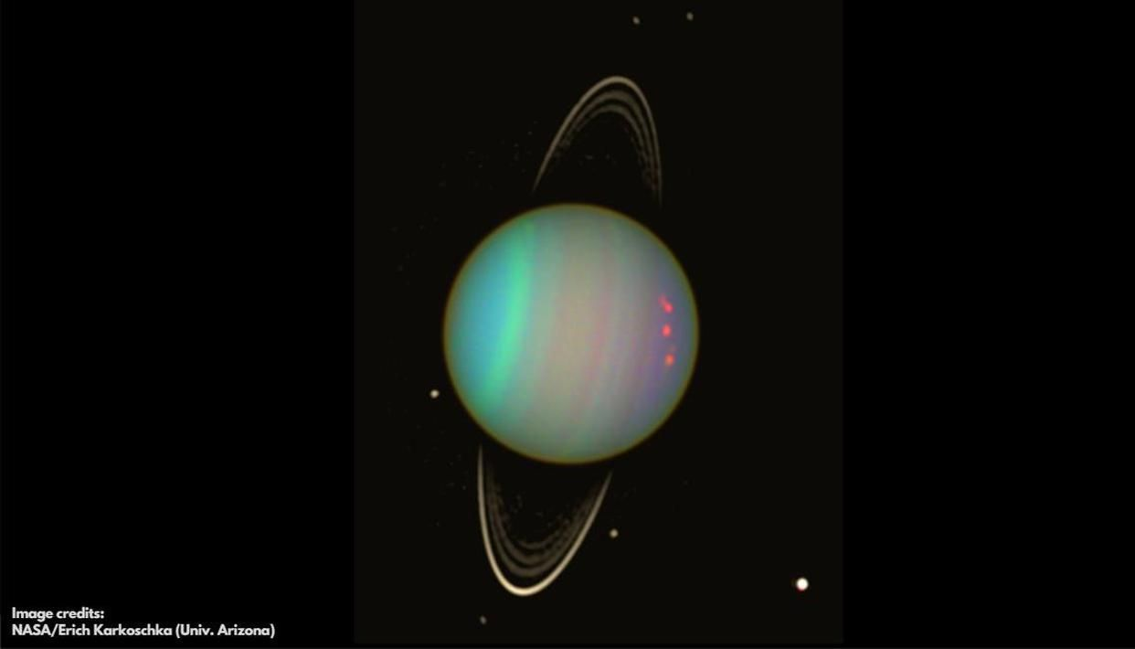 Uranus will be visible tonight in the night sky; Here's how to watch it this week