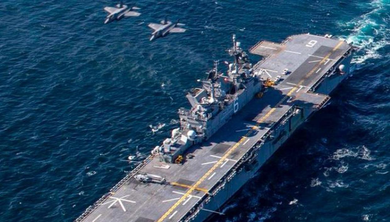 US & Japan commence 'Keen Sword 21' military exercise amid China threattwitterfacebookinstagramyoutube