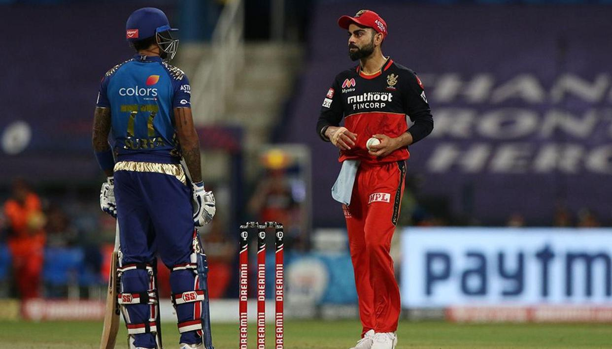 'They stopped us 20 runs short,' says Kohli post defeat against table-toppers Mumbai