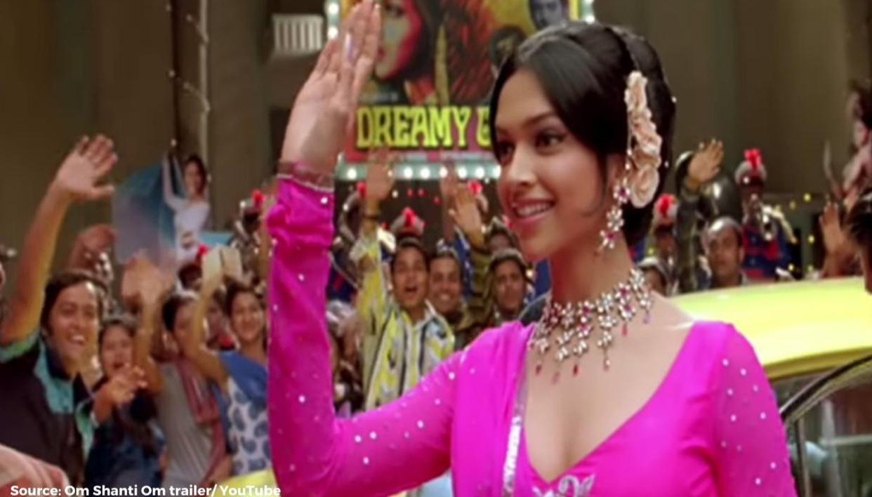 Deepika Padukone's best scenes from 'Om Shanti Om' as ...