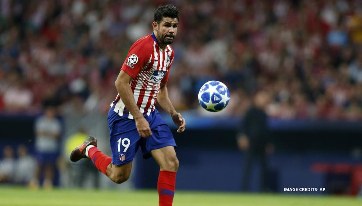 Atleti's Diego Costa handed a six-month prison sentence for tax fraud of over €1 million - Republic World